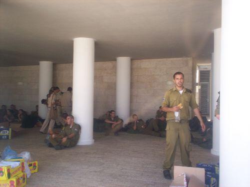 Soldati israeliani