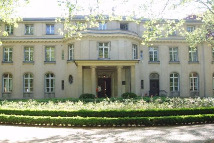 Haus der Wannsee-Konferenz
